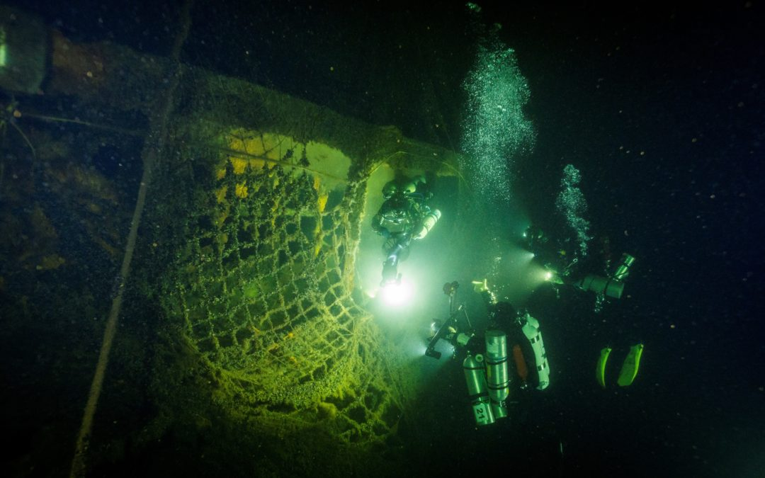 Expedition to the Franken Shipwreck