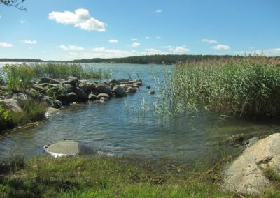 Improving the nature protection on the Finnish Gulf valuable coastal areas