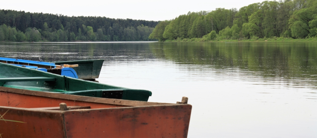 Baltic Sea Conservation Foundation becomes active in the Curonian Lagoon and the catchment area of the Neman River in Lithuania