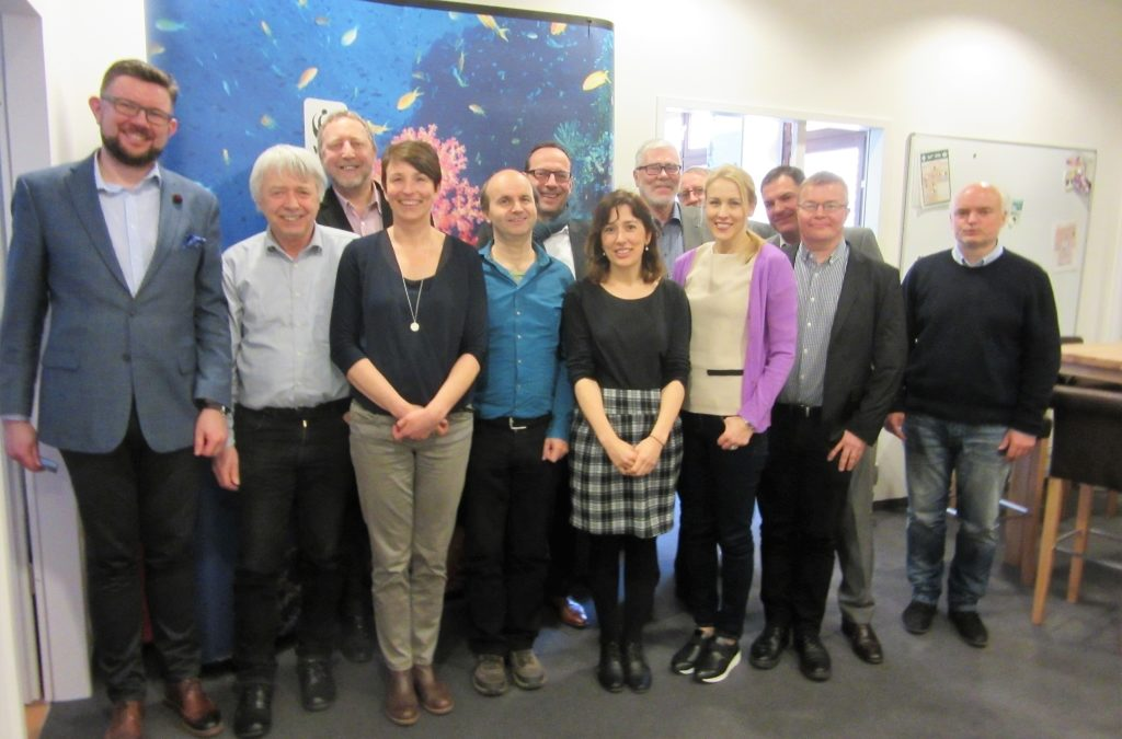 2nd Meeting of our Project Advisory Committee (PAC) took place in Hamburg